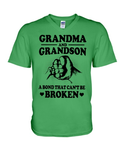 GRANDMA-GRANDSON
