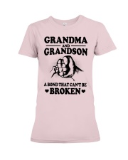 Father's gift Premium Fit Ladies Tee front