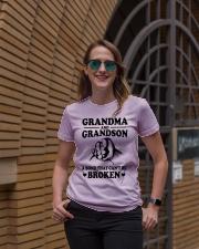 Father's gift Premium Fit Ladies Tee lifestyle-women-crewneck-front-2