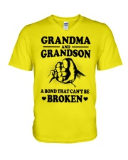 Father's gift V-Neck T-Shirt thumbnail