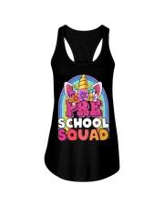 PreSchool Squad Ladies Flowy Tank thumbnail