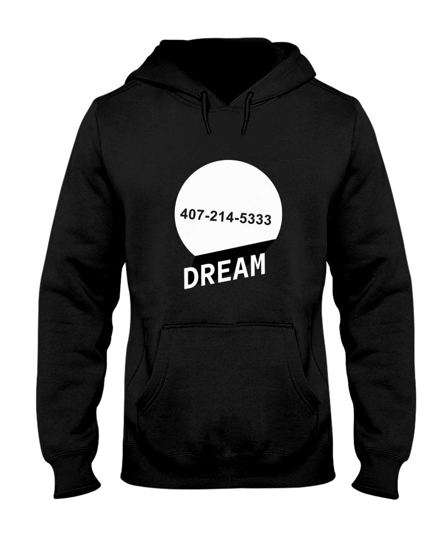 Text Me 407 214 5333 Dream Shirt