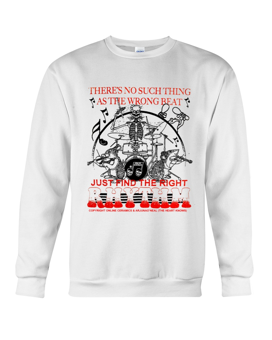 Alex Tumay There's No Such Thing As The Wrong Beat Shirt