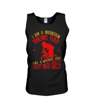 Mens I Am A Mountain Biking Dad T-shirt F Unisex Tank thumbnail