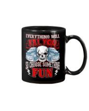 I'M PROUND OF BEING A DAD-TRUCKER SHIRT Mug thumbnail