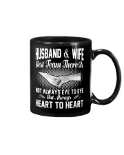 HUSBAND AND WIFE - BEST TEAM THERE IS Mug thumbnail