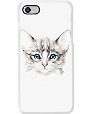 Phone Case Cats Face Phone Case i-phone-8-case