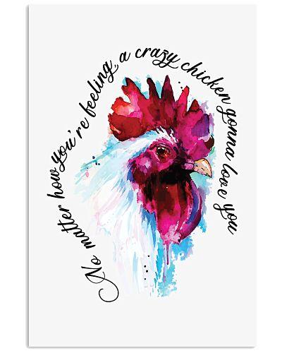 Crazy Chicken Gonna Love You