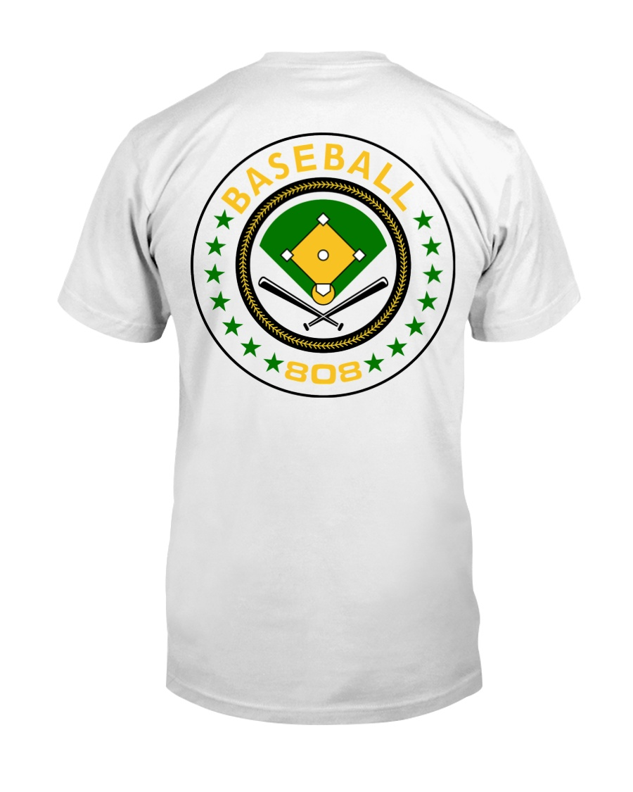 Baseball in the 808 Classic T-Shirt