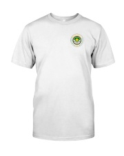 Baseball in the 808 Classic T-Shirt front