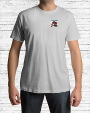 Gettin the Knock Classic T-Shirt lifestyle-mens-crewneck-front-1