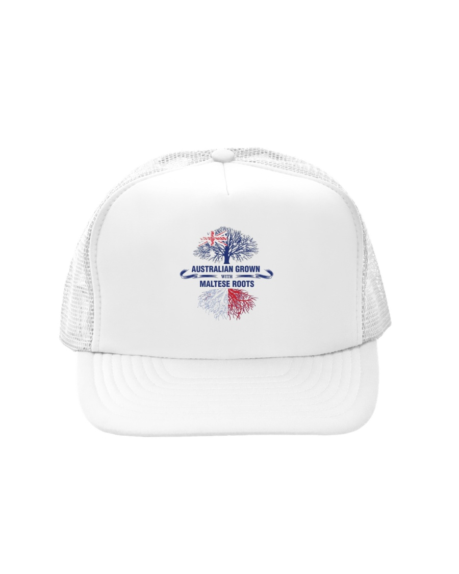 89 SOLD - AUSTRALIAN GROWN WITH MALTESE ROOTS Trucker Hat
