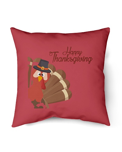 Thanksgiving Day gift cushion