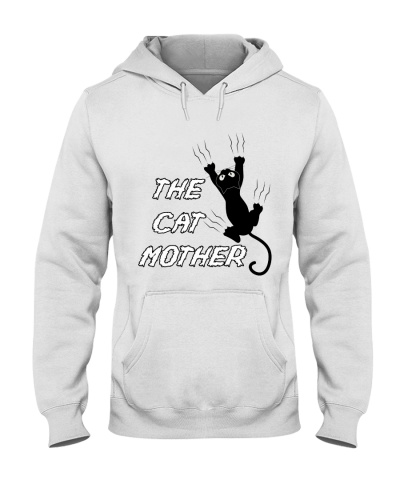 The cat mother hoodie