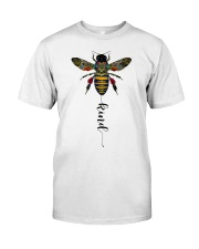 bee kind style 2 Classic T-Shirt front