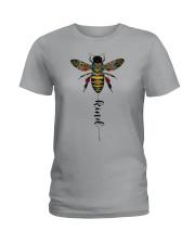 bee kind style 2 Ladies T-Shirt thumbnail