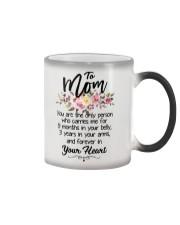 Mug flower - to Mom Color Changing Mug thumbnail