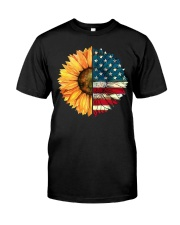 Sunflower flag Classic T-Shirt front