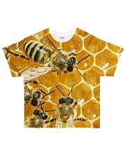 Bees fullprint tee All-over T-Shirt front