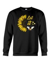 Sunflower - let it be Crewneck Sweatshirt thumbnail