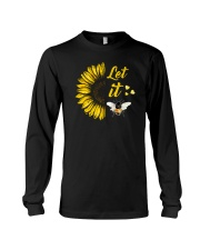 Sunflower - let it be Long Sleeve Tee thumbnail