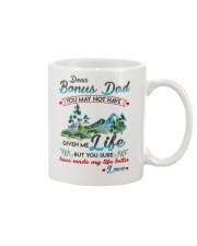 Bonus Dad Mug front