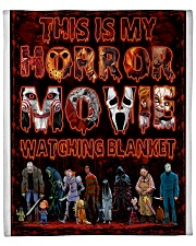 "This Is My Horror Movie  Fleece Blanket - 50"" x 60"" front"