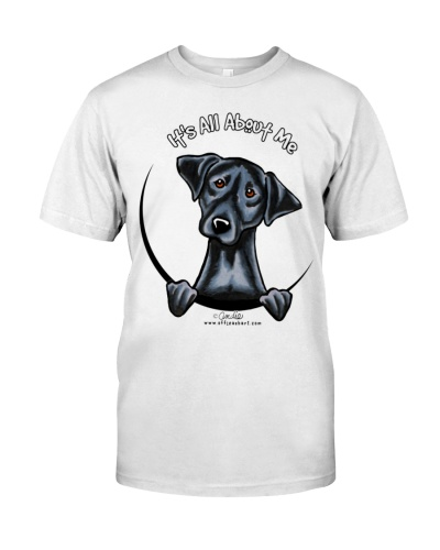 Black Lab Its All About Me