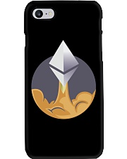 Ethereum To The Moon TShirt Phone Case thumbnail