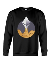 Ethereum To The Moon TShirt Crewneck Sweatshirt thumbnail