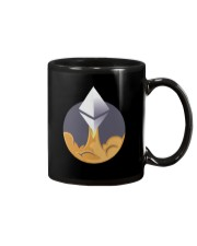 Ethereum To The Moon TShirt Mug thumbnail