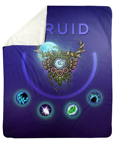CLASS ALL-OVER PRINT - DRUID