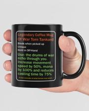 LEGENDARY COFFEE MUG OF WAR TORN TANKARD Mug ceramic-mug-lifestyle-40