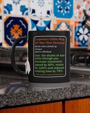 LEGENDARY COFFEE MUG OF WAR TORN TANKARD Mug ceramic-mug-lifestyle-52