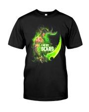 I AM MY SCARS Classic T-Shirt thumbnail