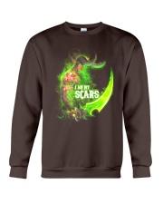 I AM MY SCARS Crewneck Sweatshirt thumbnail