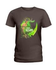 I AM MY SCARS Ladies T-Shirt thumbnail