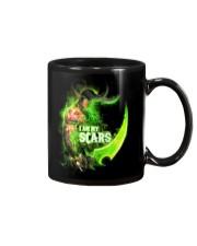 I AM MY SCARS Mug thumbnail
