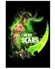 I AM MY SCARS 24x36 Poster thumbnail