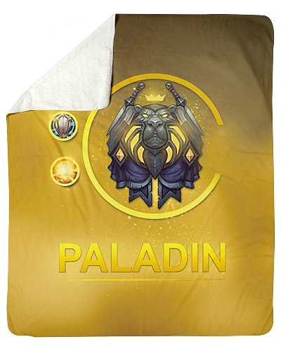 CLASS ALL-OVER PRINT - PALADIN