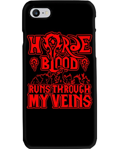 HORDE BLOOD RUNS THROUGH MY VEINS