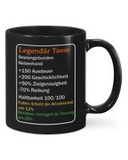 Legendäre Tasse 2 Mug front
