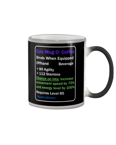 EPIC MUG OF COFFEE - VER 1