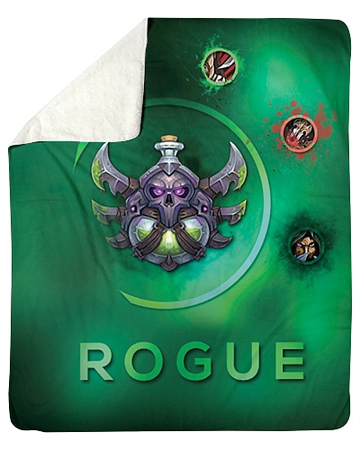 CLASS ALL-OVER PRINT - ROGUE