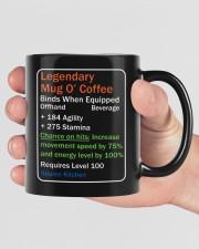 LEGENDARY MUG OF COFFEE Mug ceramic-mug-lifestyle-40