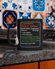 LEGENDARY MUG OF COFFEE Mug ceramic-mug-lifestyle-52