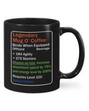 LEGENDARY MUG OF COFFEE Mug front