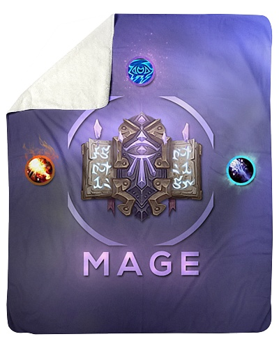 CLASS ALL-OVER PRINT - MAGE