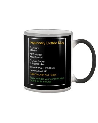 WoW20 - Legendary Coffee Mug