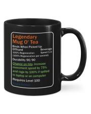 LEGENDARY MUG O' TEA - 2 Mug front